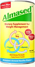 Almased Meal Replacement shakes – Gluten-Free, non-GMO Weight Loss Powder – Boost High Protein, Vanilla Flavor, 17.6 oz (1...