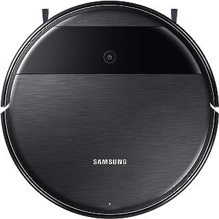 Samsung VR05R5050WK/ET Robot 2 in 1 Aspira e Lava, Motore BLDC 5 W, Wi-Fi Programmabile da Remoto, 3400mAh, 34 x 8.5 x 34 ...