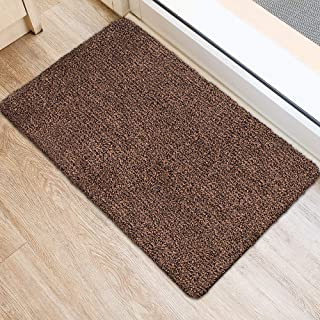 "BEAU JARDIN Indoor Super Absorbs Mud Doormat 36""x24"" Latex Backing Non Slip.."