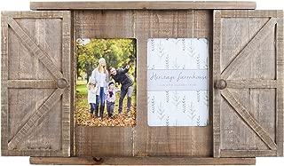 Best rustic barn door picture frame Reviews