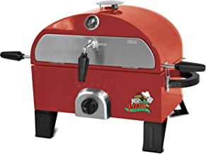 mr pizza got1509m pizza oven and grill red