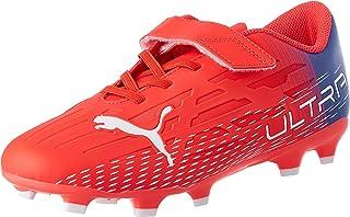 PUMA Unisex Kid's Ultra 4.3 Fg V Jr Soccer Shoe
