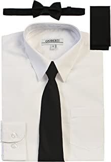 white dress shirt with black bow tie