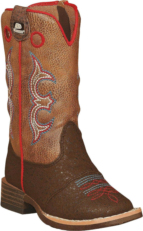 DBL Barrel Toddler Boys Kolter Western Boot