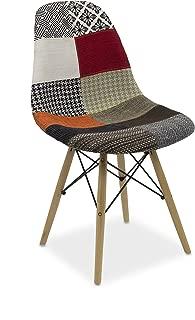 Vaukura Silla Eames - Silla Tower DSW Patchwork