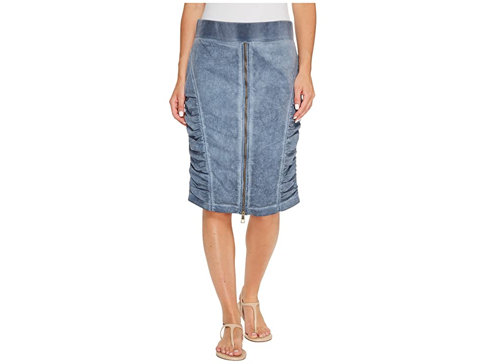 XCVI Aliza Skirt (Oil Wash Rainstorm) Women