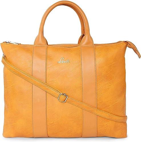 Whistler Women s Laptop Handbag Ochre