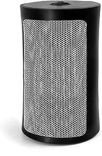A ANGG Calefactor Portátil Eléctrico para Hogar y Oficina, Calentador de Cerámica con Protección con Inclinación y Sobreca...