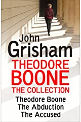 Theodore Boone: The Collection (Books 1-3) (English Edition) eBook Kindle
