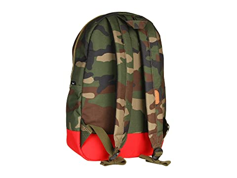 Supply Woodland Settlement Camo Red Herschel Co Navy RdqnxR84