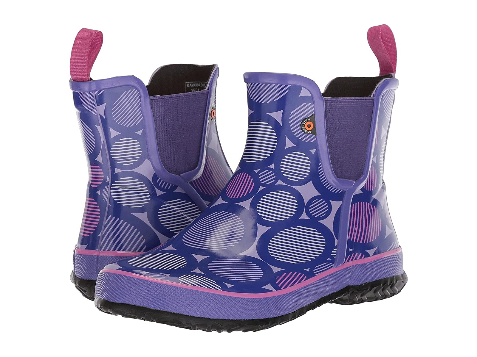 Bogs Kids Amanda Slip-On Dot (Toddler/Little Kid/Big Kid)Selling fashionable and eye-catching shoes