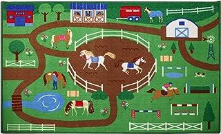 Wildkin Play Rug, Horses