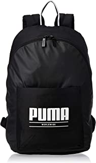 Puma Wmn Core Base Backpack Black Bag For Women, Size One Size