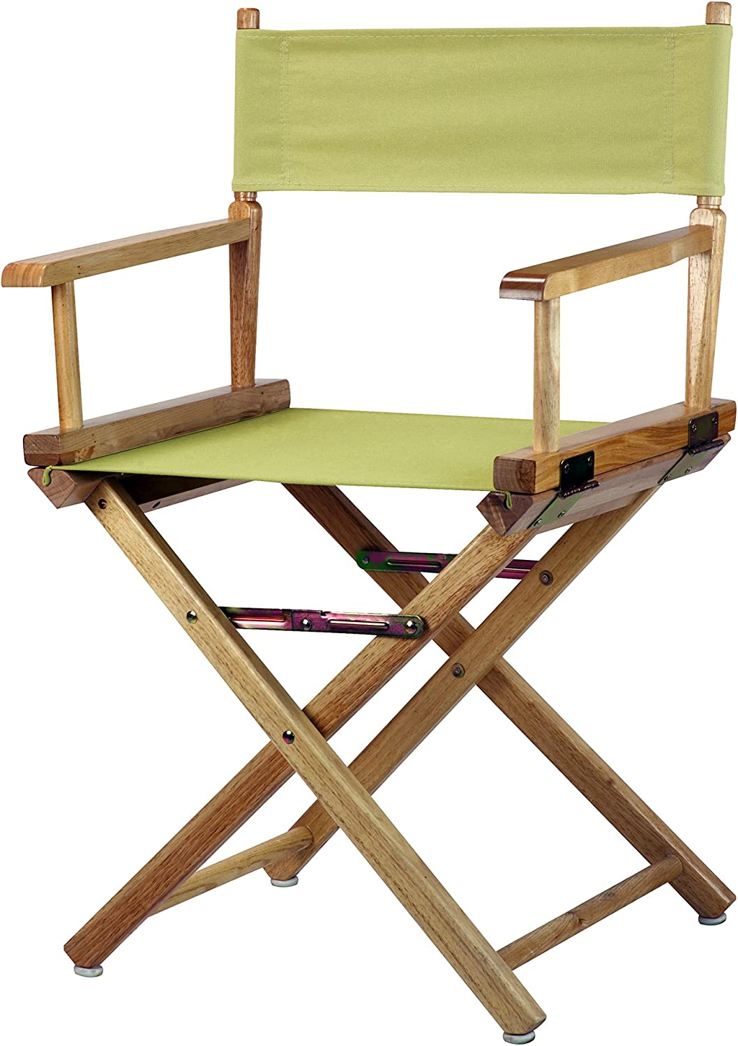 Casual Home 200-00 021-91 Director Chair, 18 -Classic Height, Sage