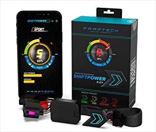 Módulo de Performance de Aceleração ShiftPower Faaftech com App