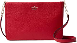 Kingston Drive Alessa Leather Bag, Heirloom Red