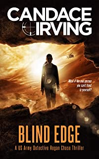 Blind Edge: A US Army Detective Regan Chase Thriller (Deception Point Military Detective Thriller Series Book 2)