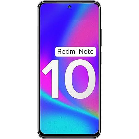 Redmi Note 10 (Frost White, 4GB RAM, 64GB Storage) - Super Amoled Dot Display | 48MP Sony Sensor IMX582 | Snapdragon 678 Processor