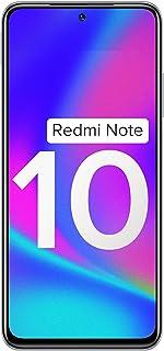 Redmi Note 10 (Frost White, 4GB RAM, 64GB Storage) - Super Amoled Dot Display | 48MP Sony Sensor IMX582 | Snapdragon 678 P...