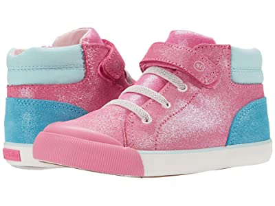 Stride Rite SR Dune (Toddler) (Pink Multi) Girls Shoes