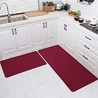 Amazon Com Red Kitchen Rugs Table Linens Home