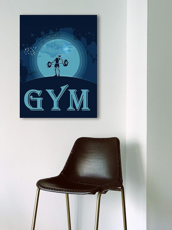 Gym Poster Wall Classic Sport Handmade Chr Mail order cheap Decor