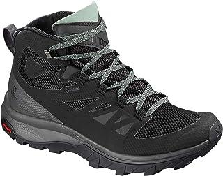 5310cc2dc18 Amazon.com: Salomon - Hiking Boots / Hiking & Trekking: Clothing ...