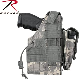 Rothco MOLLE Modular Holster Fits Glock, Springfield, S&W and Other Guns
