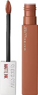 Maybelline Fighter Superstay Matte Ink Lipstick Number 75, 5 ml
