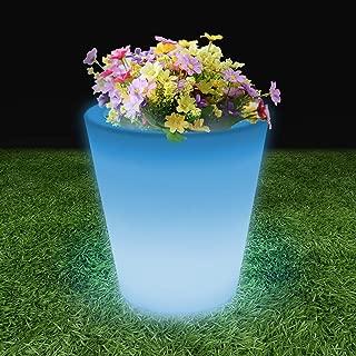 Best light up garden planters Reviews