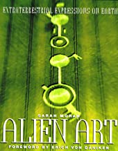 Alien Art Hb: Extraterrestrial Expressions on Earth