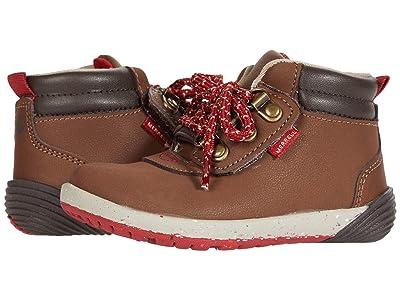 Merrell Kids Bare Steps Boot 2.0 (Toddler) (Brown) Boy