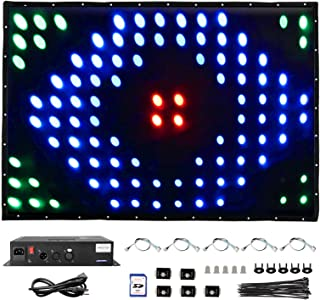 Best dj booth led curtain Reviews