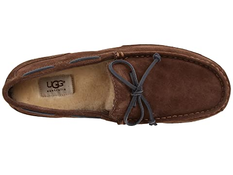 Marron Chester Site officiel Daim En Suedechocolate Ugg CaRwq
