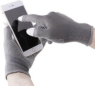 Ylucky Summer Phone Touchscreen Gloves Sun UV Protection Breathable Driving Gloves Anti-Skid Full Finger Short Gloves Sun ...