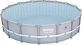 Bestway 13429 Power Steel Swimming Pool, 16' x 48
