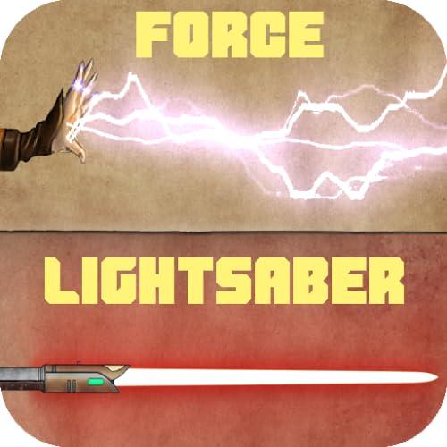 Comparing Lightsaber vs. Force Lightning