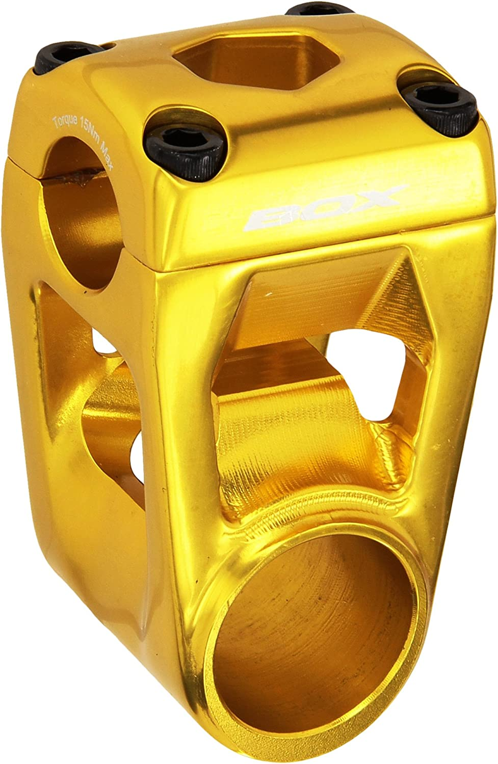 Cycle Group BXST13H0853GD Promax Hollow BMX Stem, gold