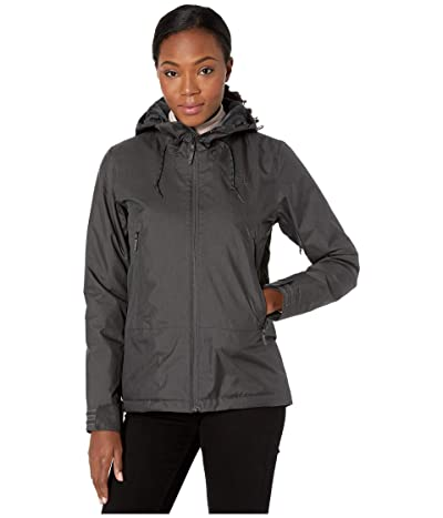 The North Face Inlux Insulated Jacket (TNF Dark Grey Heather) Women