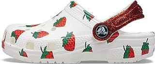 Crocs - Classic Food Print Clog - White