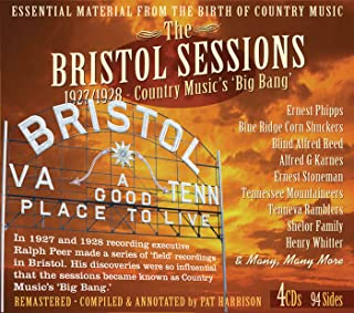 The Bristol Sessions 1927-28-Country Music's Big Bang