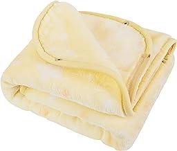 JOIE BEAN Fleece Baby Wrap Swaddle Blanket and Infant Sleeping Bag | Adjustable Sleep Sack 2 in 1 Blanket | Soft Fleece Ba...
