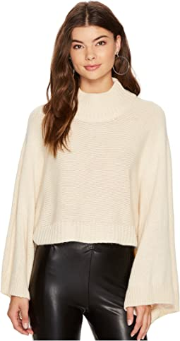 Bishop + Young Olivia Crop Sweater