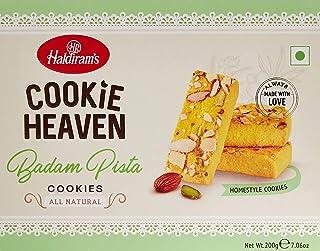Haldirams Cookie Heaven Badam Pista - 200 gm