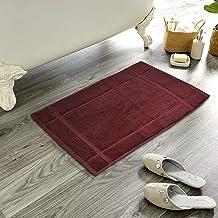 Ample Decor Bath Mats for Bathroom Floor, Indoor Mats Thick and Soft, 1350 GSM 100% Cotton Super Absorbent Comfortable Bat...