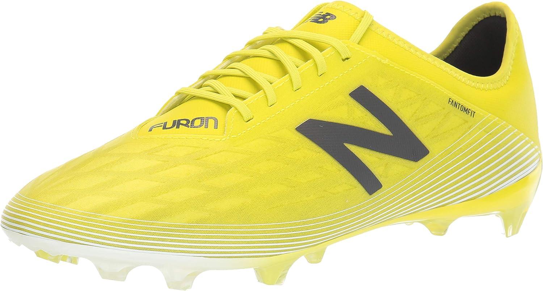 New Balance Men's Max Super-cheap 86% OFF Furon V5 Firm Destroy Soccer Shoe Ground