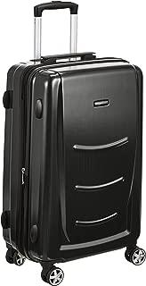 AmazonBasics Hardshell Spinner Luggage - 28-Inch, Slate Grey
