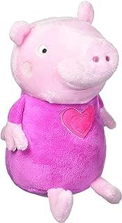 Peppa Pig Plush Coin Bank