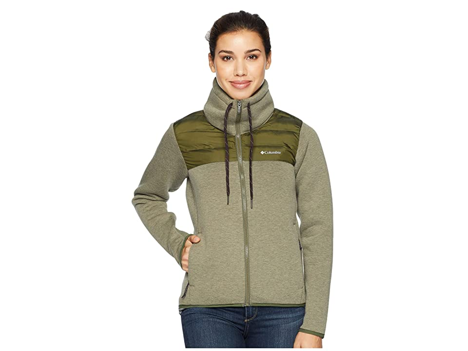 Columbia Northern Comforttm Hybrid Jacket (Nori/Sage) Women