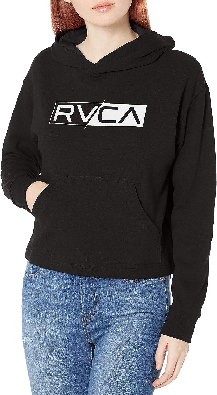 RVCA Womens Lateral Rvca Hoodie